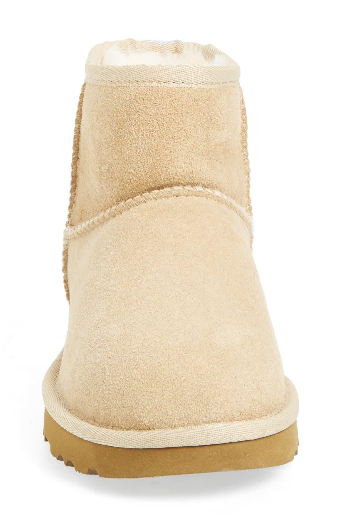 ,                             Classic Mini II Genuine Shearling Lined Boot,                             Alternate thumbnail 136, color,                             251