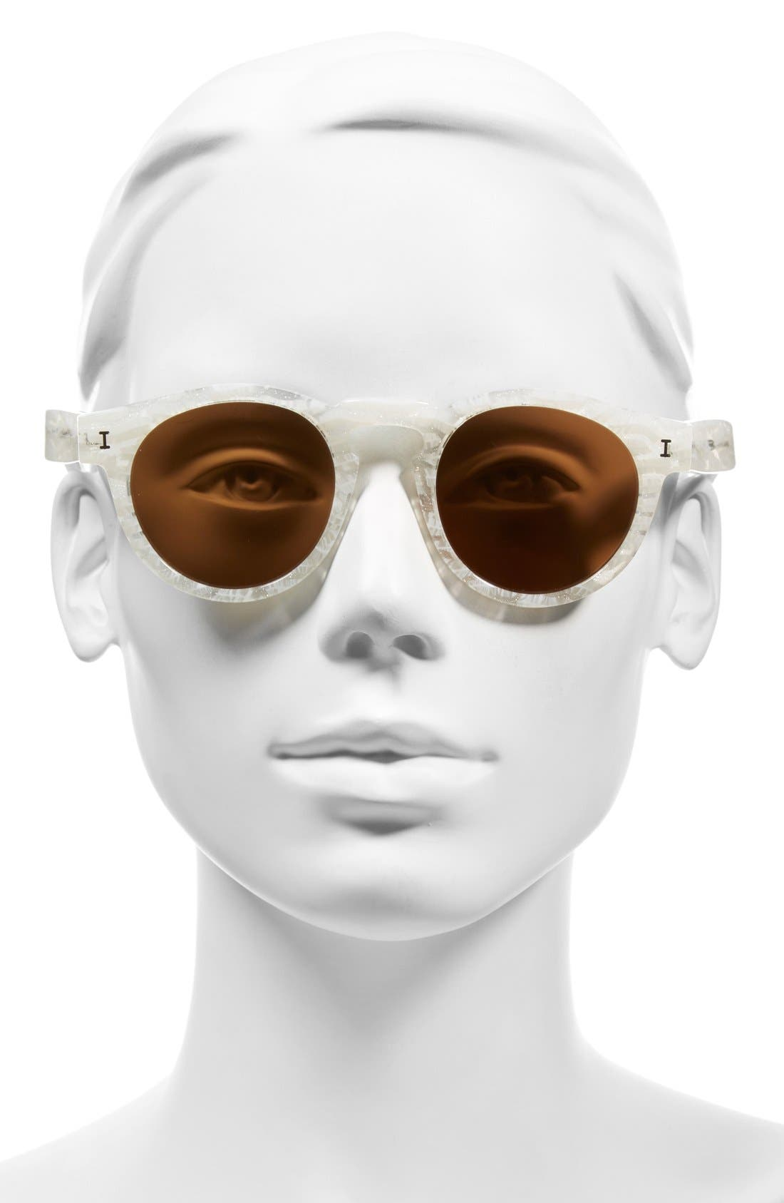 ,                             'Leonard' 47mm Sunglasses,                             Alternate thumbnail 48, color,                             103