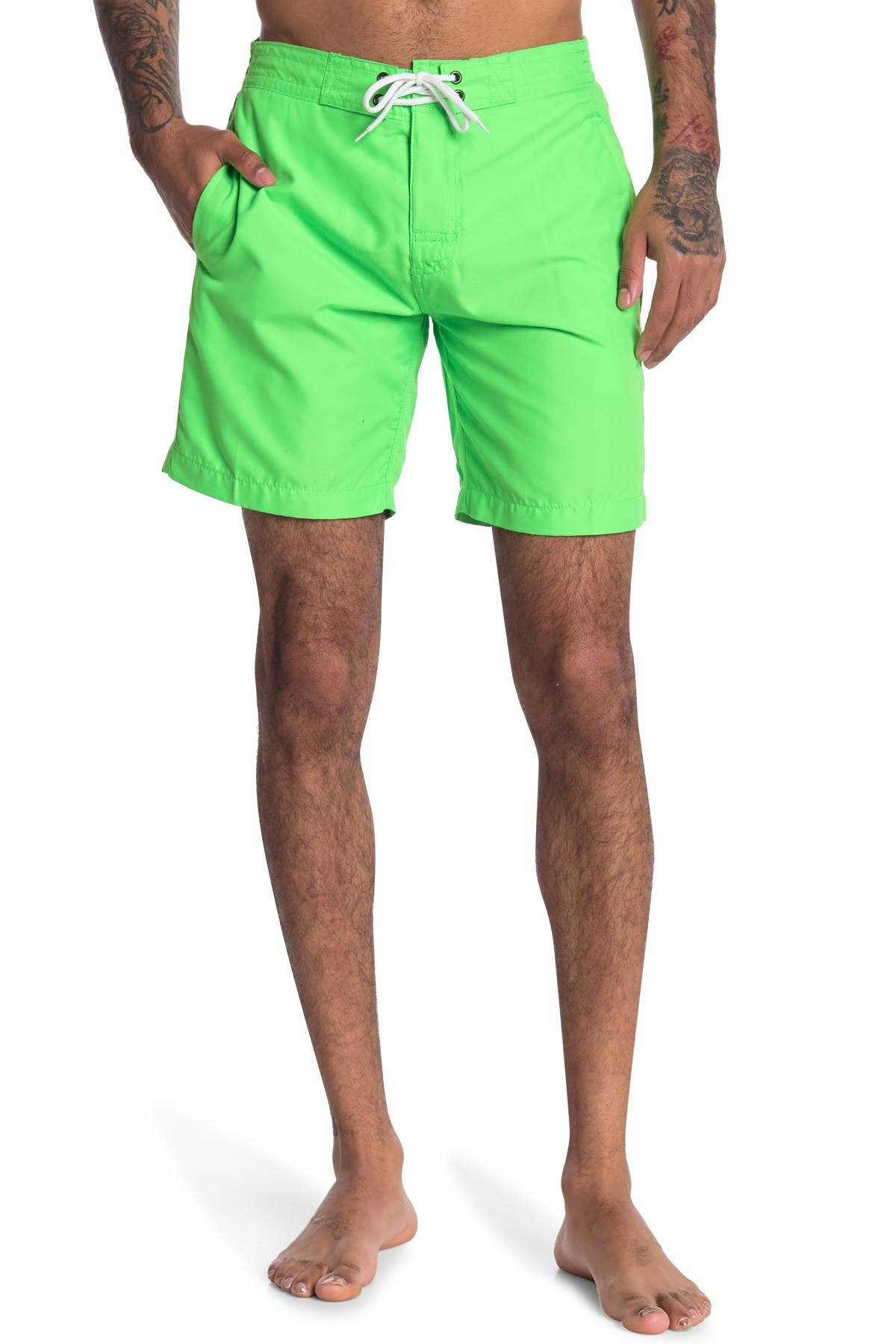Image of Trunks Surf and Swim CO. Swami Board Shorts