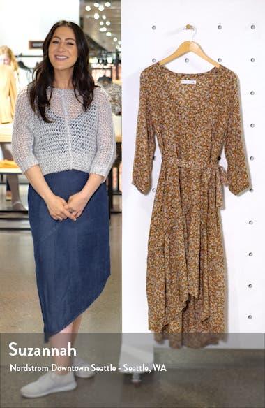 Matilda High/Low Peasant Dress, sales video thumbnail