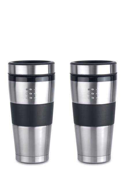 Image of BergHOFF Essentials Travel Mugs - Set of 2