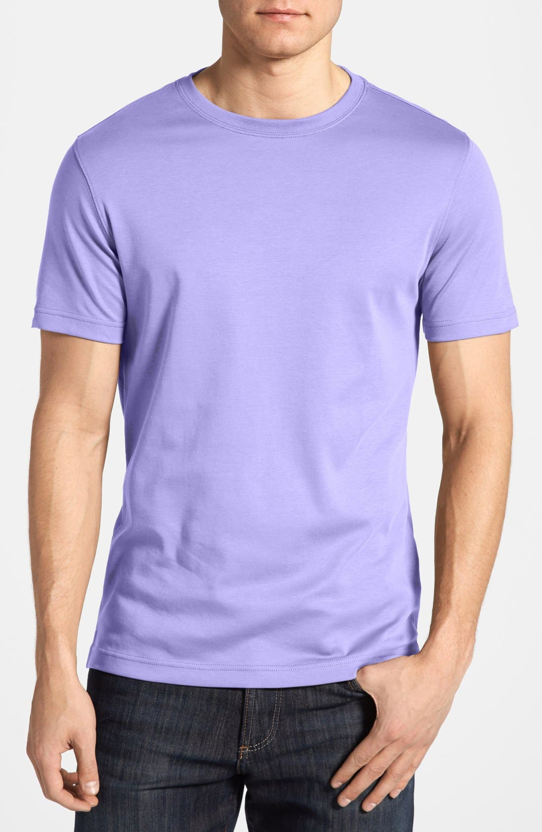 ,                             Georgia Crewneck T-Shirt,                             Main thumbnail 396, color,                             549