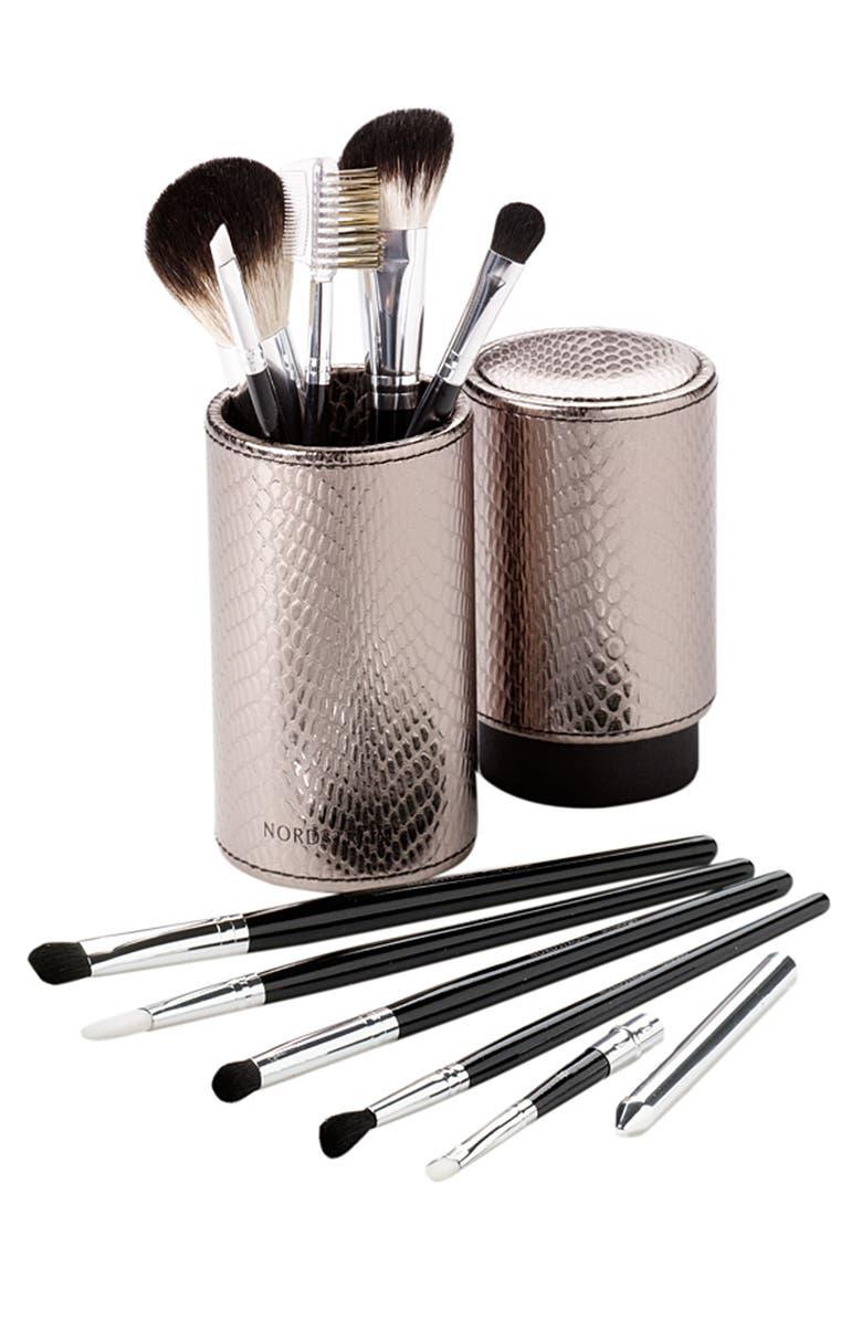 LEIF DESIGNS  1104837 Nordstrom 10-Piece Brush Set, Main, color, 000
