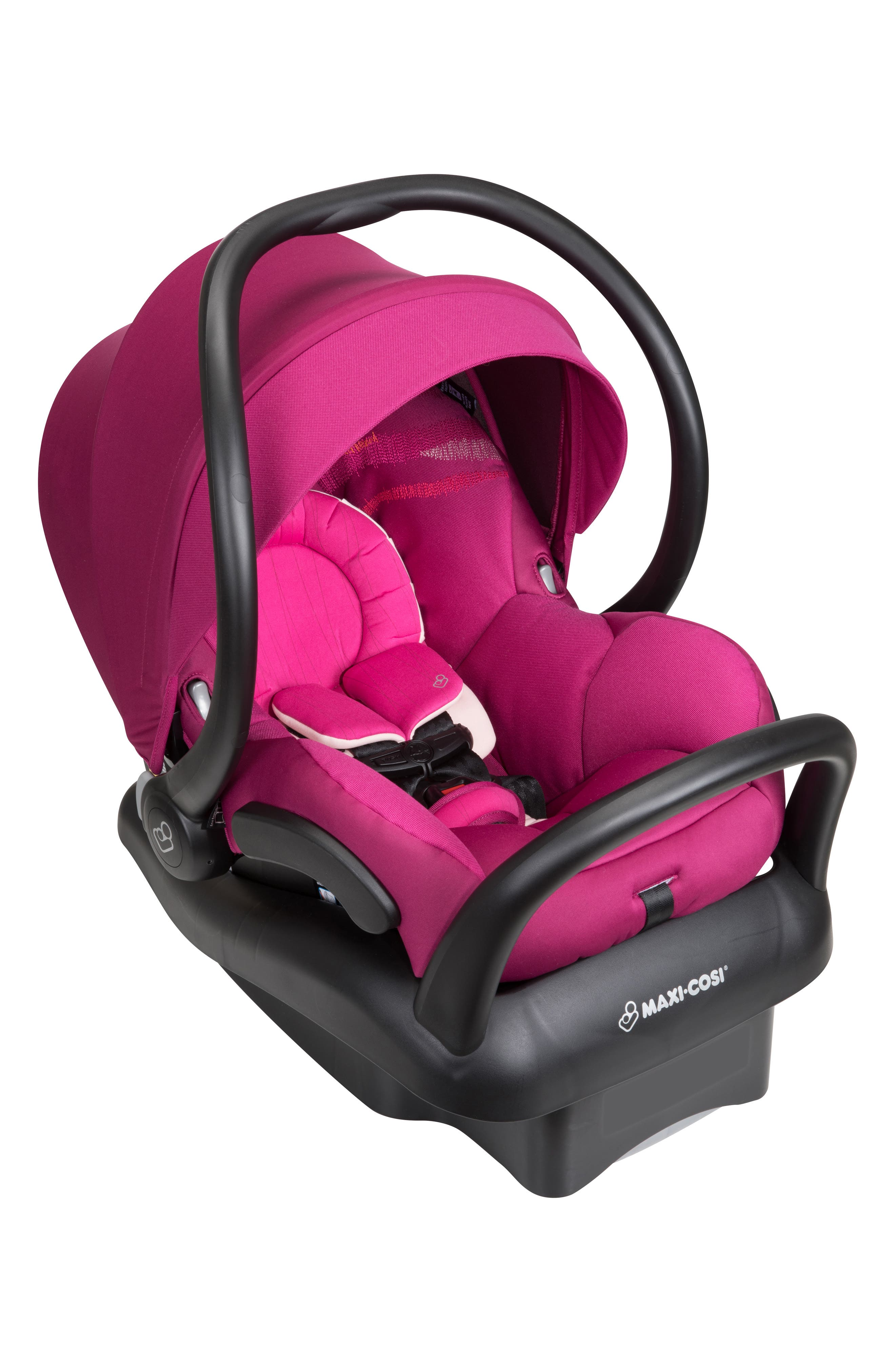 Infant MaxiCosi Mico Max 30 Infant Car Seat Size One Size  Pink