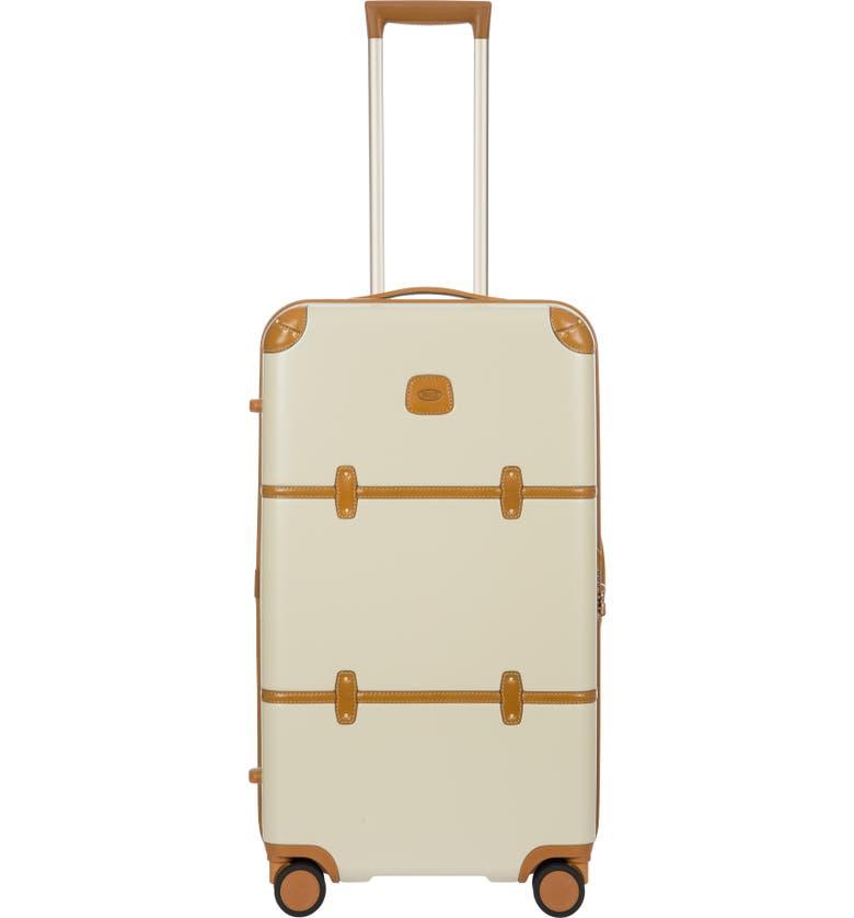 BRIC'S Bellagio 30-Inch Spinner Trunk Suitcase, Main, color, CREAM