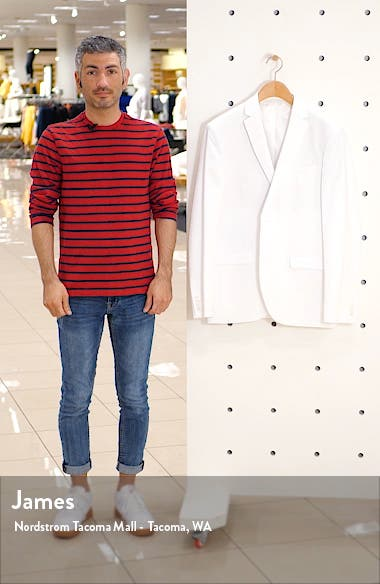 Jacob Slim Fit Suit Jacket, sales video thumbnail