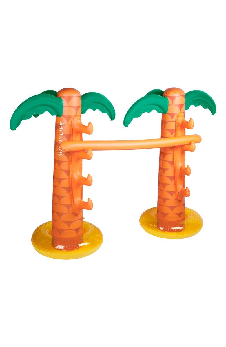 SUNNYLIFE Inflatable Palm Tree Limbo Bar, Main, color, 700