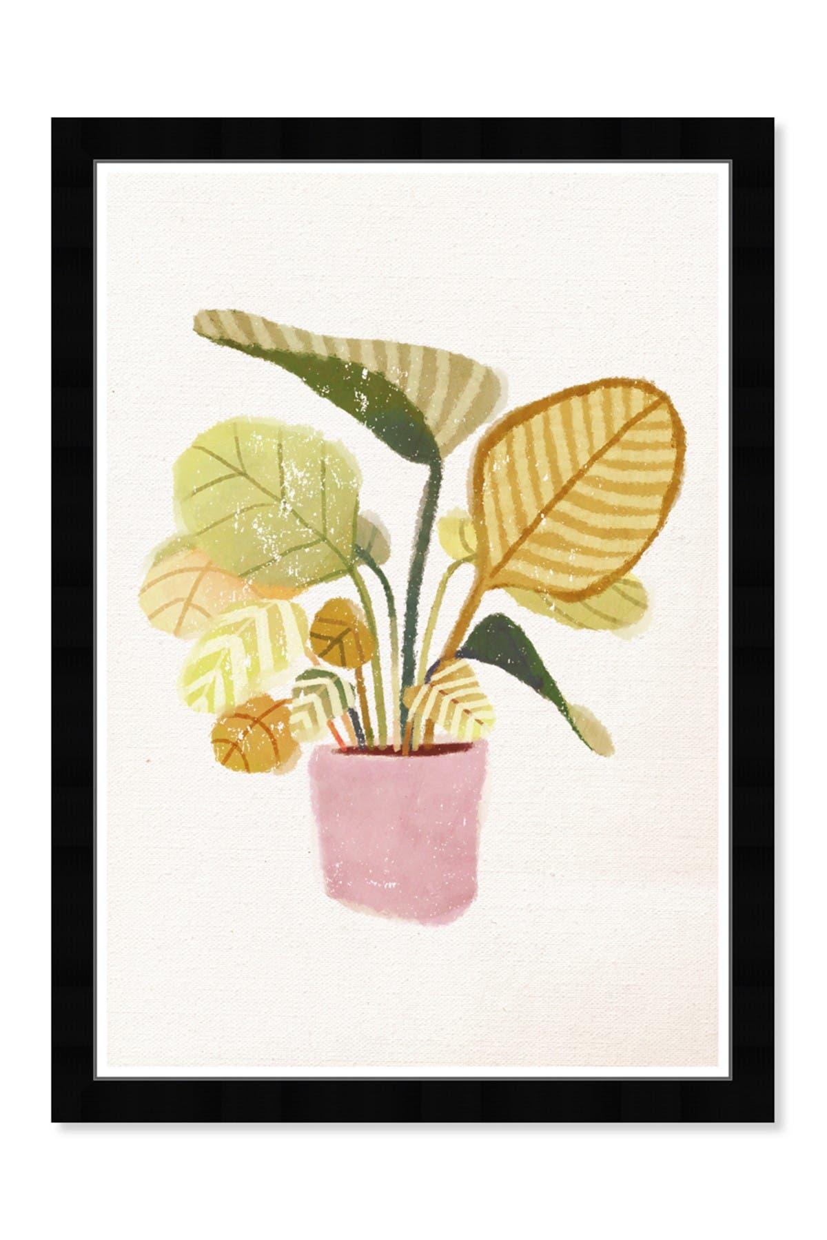 Image of Wynwood Studio Calathea Orbifolia Art