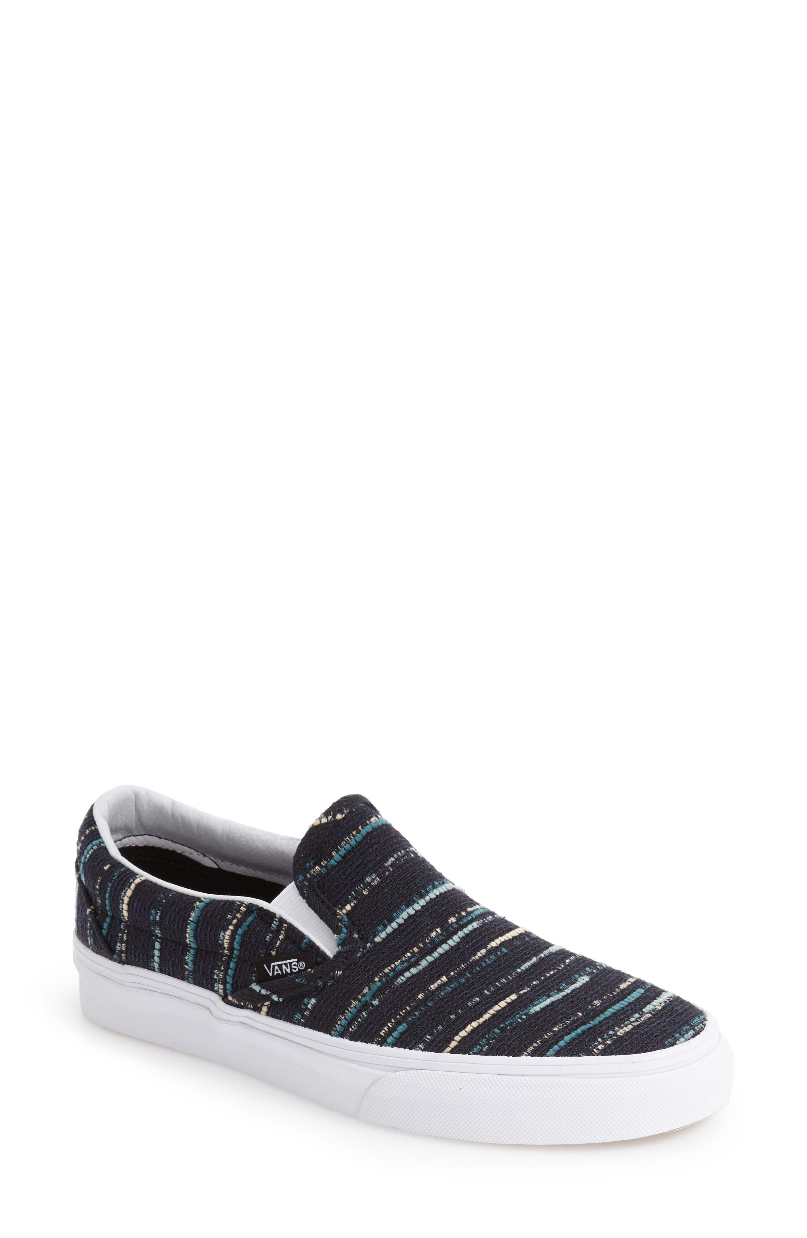 ,                             Classic Slip-On Sneaker,                             Main thumbnail 71, color,                             007