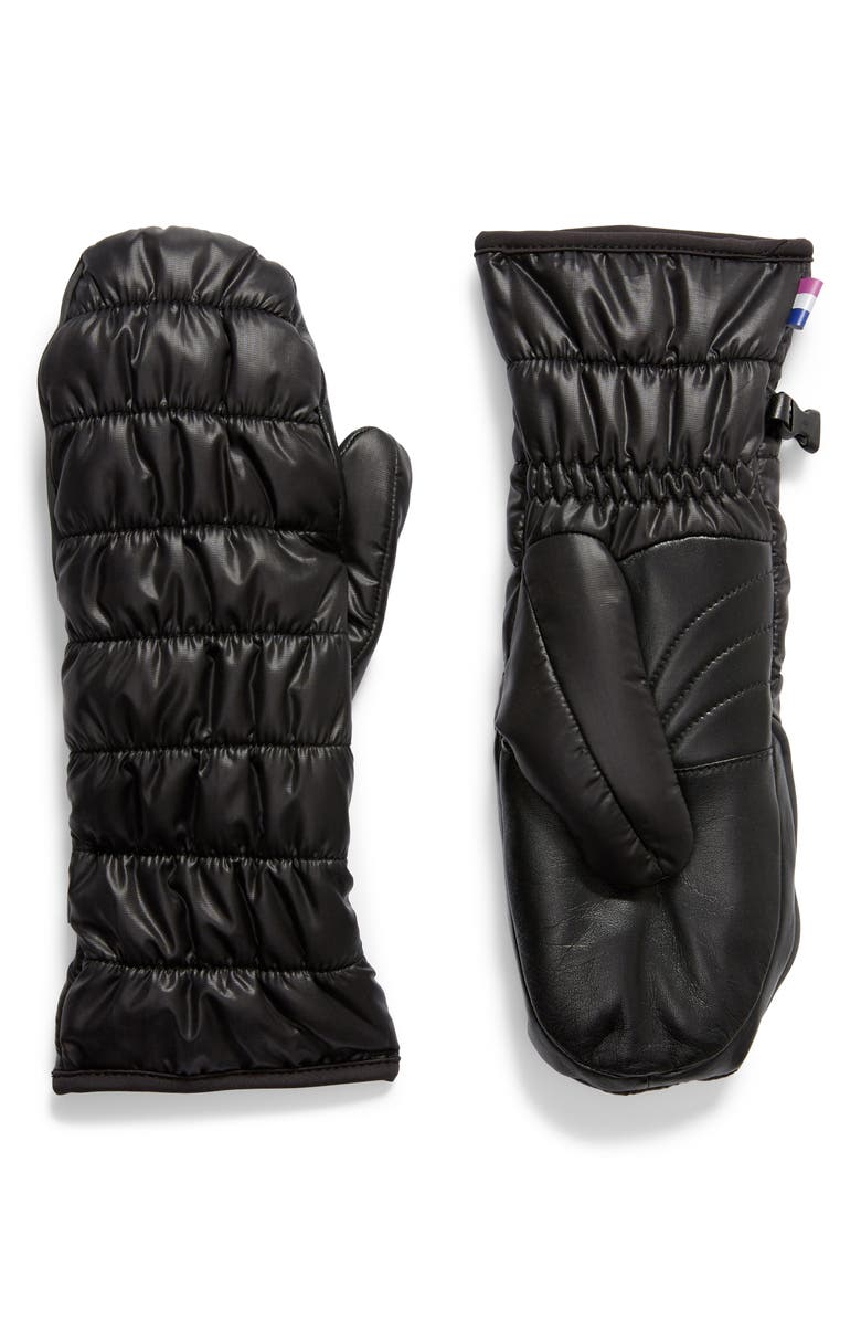 U|R Extreme Cold Weather Touchscreen-Compatible Mittens, Main, color, 001