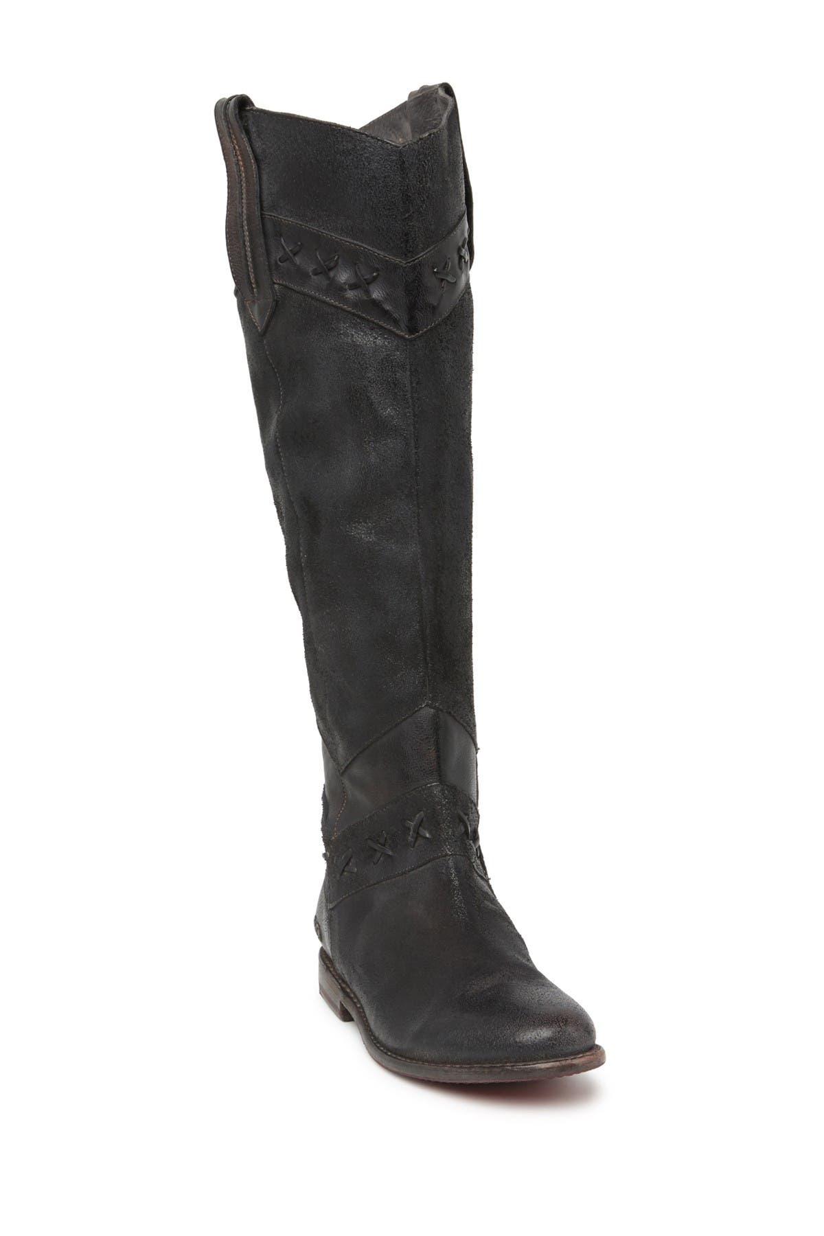 Image of Bed|Stu Midge Western Leather Boot