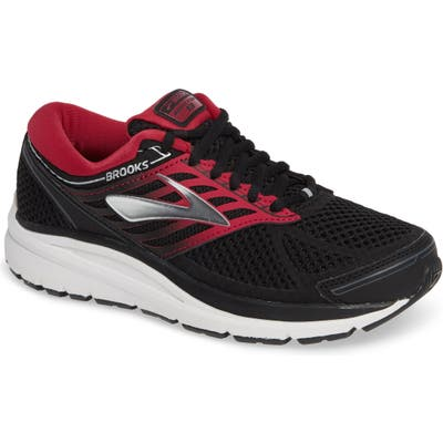 Brooks Addiction 13 Running Shoe, Black