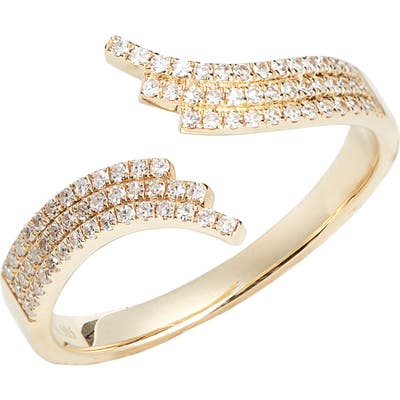 Ef Collection Willow Diamond Ring
