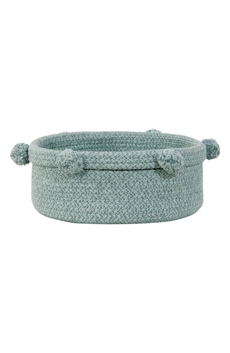LORENA CANALS Tray Basket, Main, color, VINTAGE BLUE
