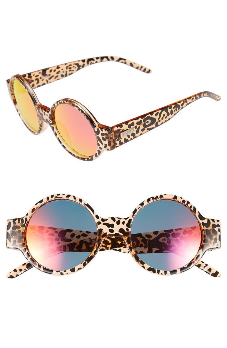 LE SPECS 'Rabbit Hole' 50mm Sunglasses, Main, color, 200