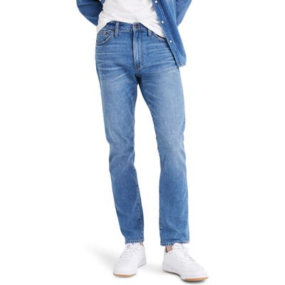 Madewell Slim Everyday Flex Jeans, Blue