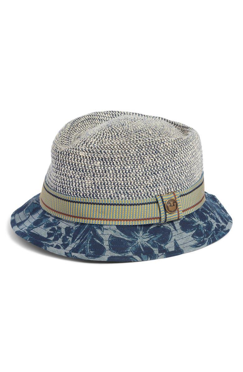 GOORIN BROS. Take A Chill Pill Porkpie Hat, Main, color, 400