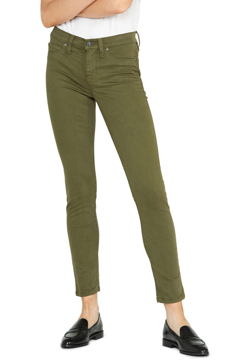 HUDSON JEANS Nico Ankle Skinny Jeans, Main, color, 310