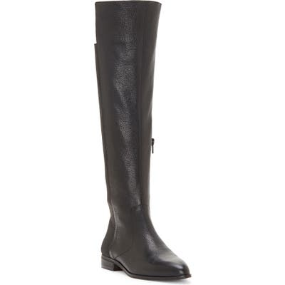 Enzo Angiolini Marala High/low Boot- Black