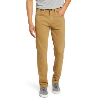 Revtown Sharp Slim Fit Jeans, Brown