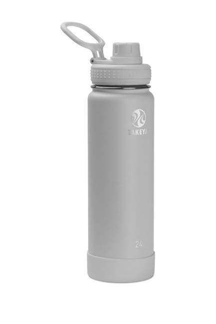 Image of Takeya Pebble Actives Insulated 24 oz. Spout Lid Stainless Steel Bottle