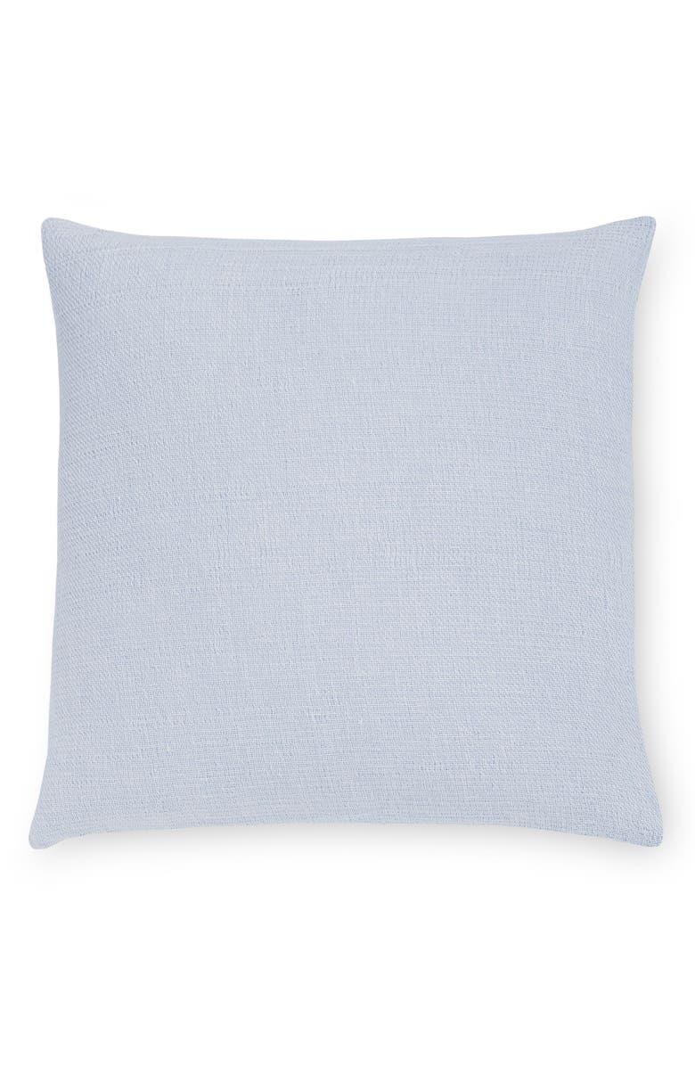 SFERRA Perlo Accent Pillow, Main, color, OCEAN