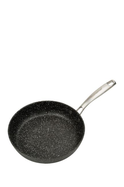 "Image of MASTERPAN Black Granite Ultra Non-Stick Cast 11"" Aluminum Fry Pan"
