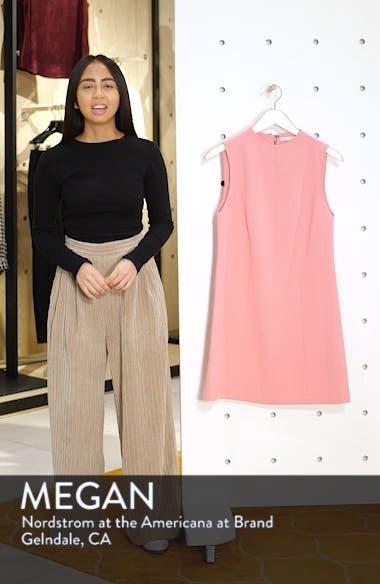 Coley Shift Dress, sales video thumbnail