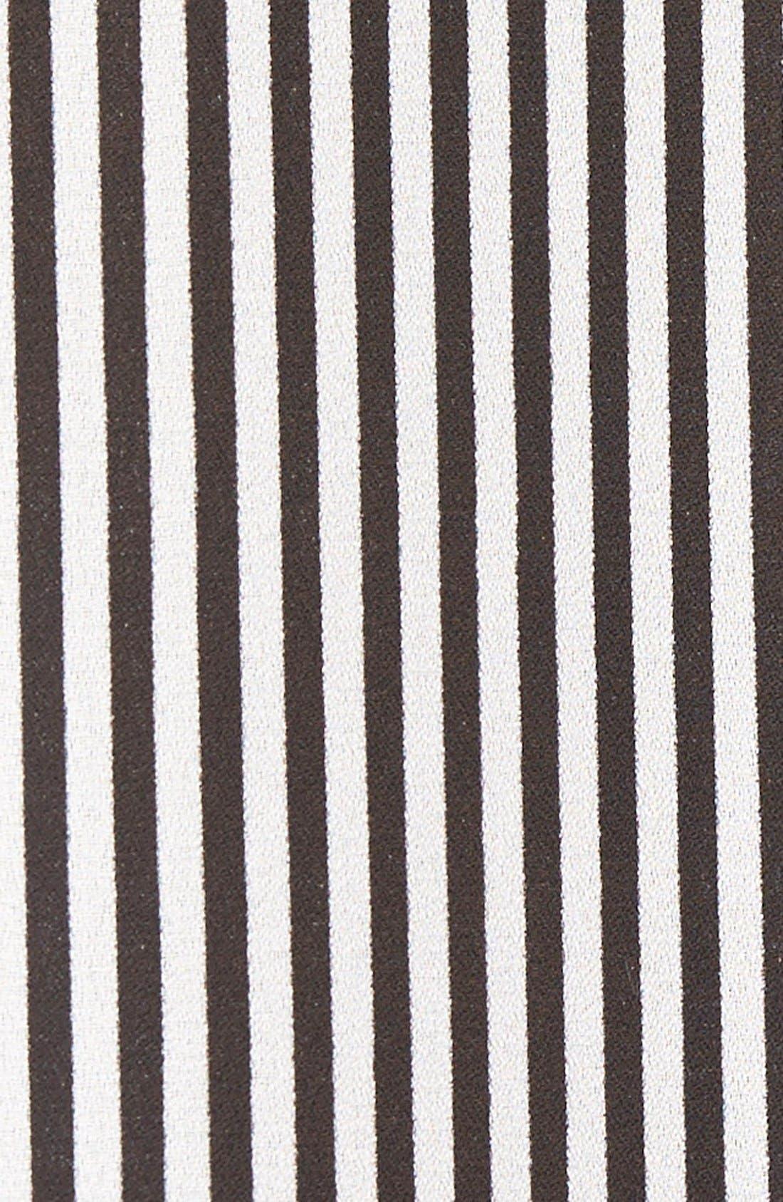 ,                             Tie Neck Button Front Blouse,                             Alternate thumbnail 4, color,                             900