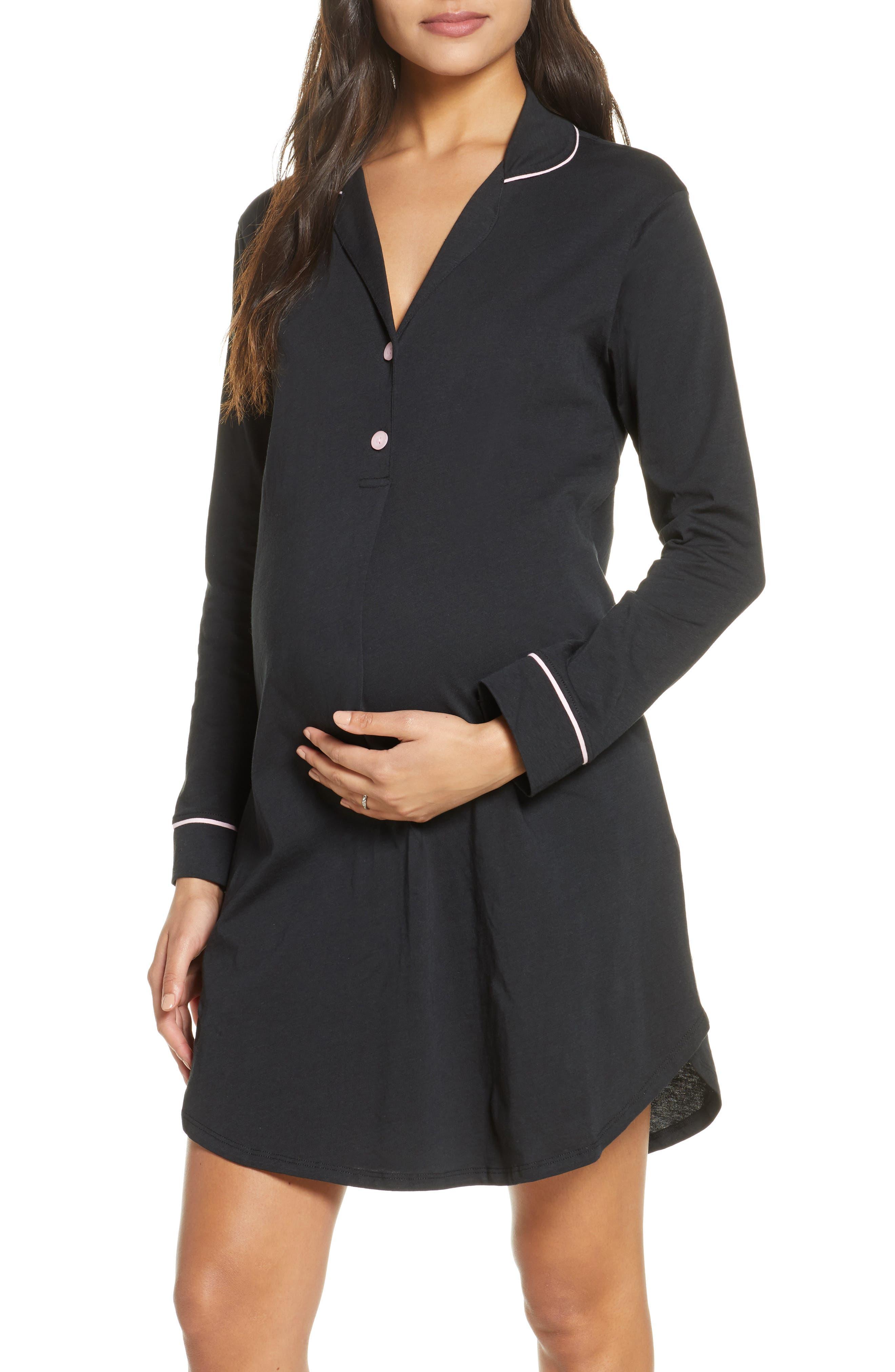 Maternity/nursing Nightshirt