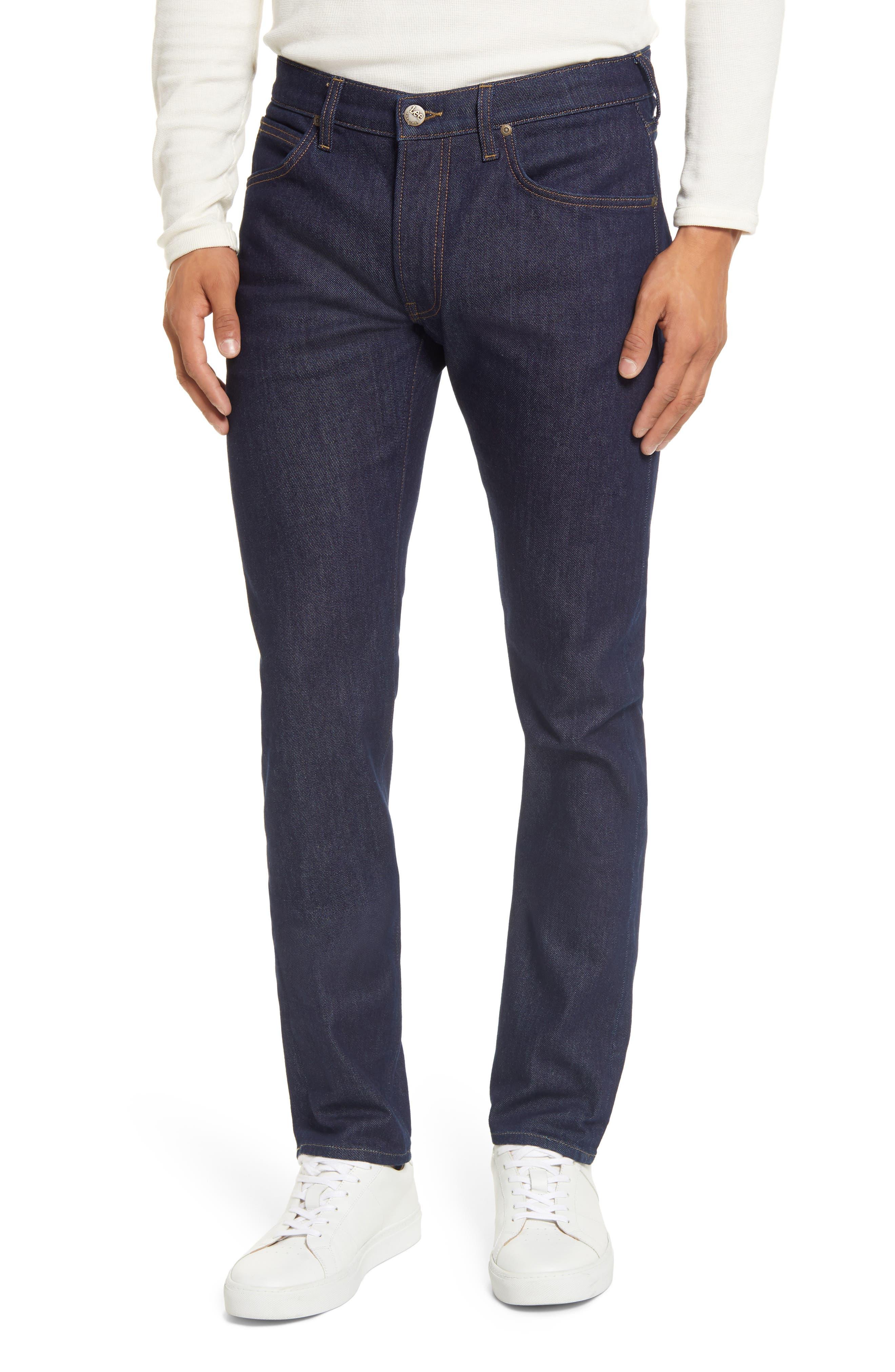 Men's Big & Tall Lee Modern Luke Tapered Slim Fit Jeans