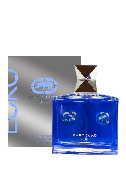 Image of Marc Ecko Blue Eau de Toilette - 3.4oz
