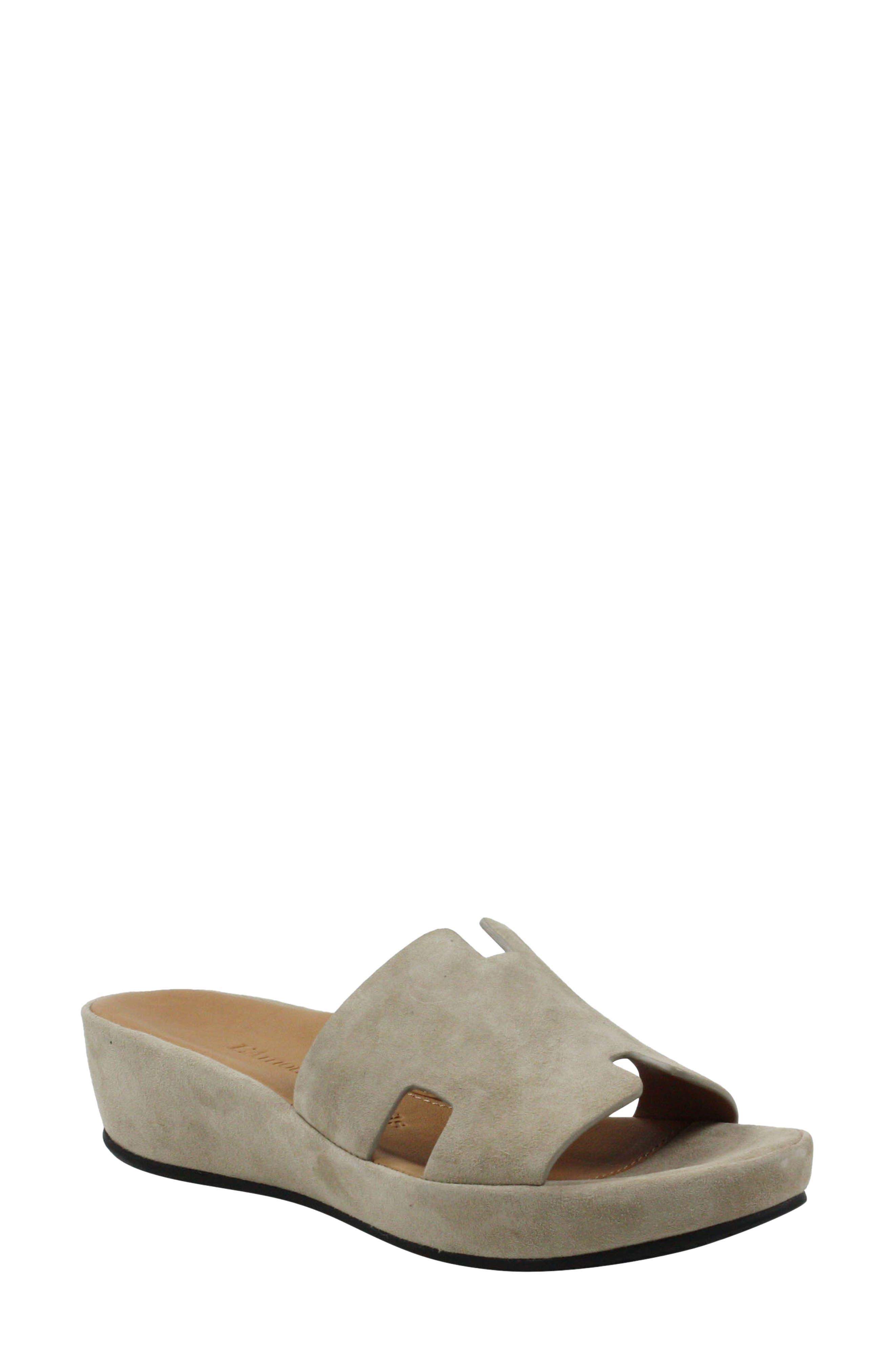 Catiana Wedge Slide Sandal