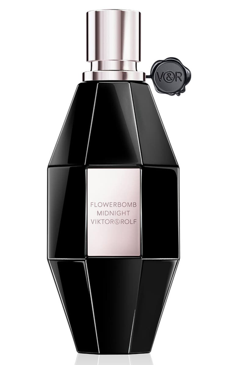 VIKTOR&ROLF Flowerbomb Midnight Eau de Parfum, Main, color, NO COLOR
