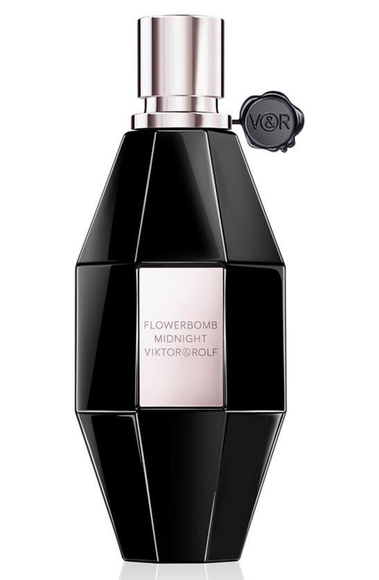 Viktor & Rolf Flowerbomb Midnight 1.7oz/50ml Eau De Parfum Spray