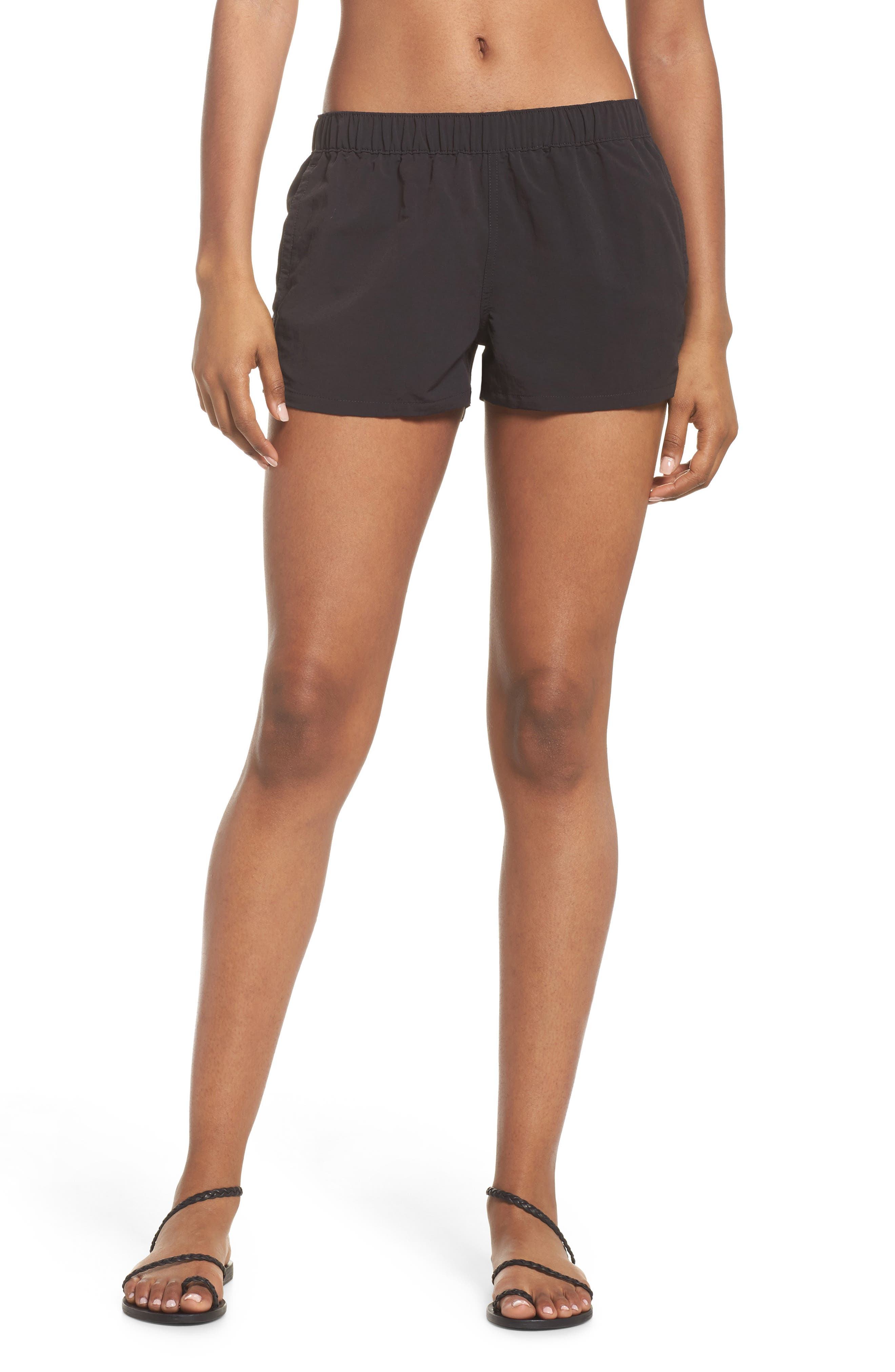 Patagonia Barely Baggies Shorts, Black