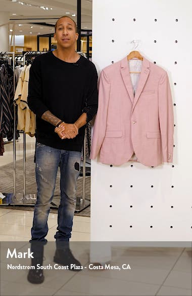 Dax Skinny Fit Blazer, sales video thumbnail