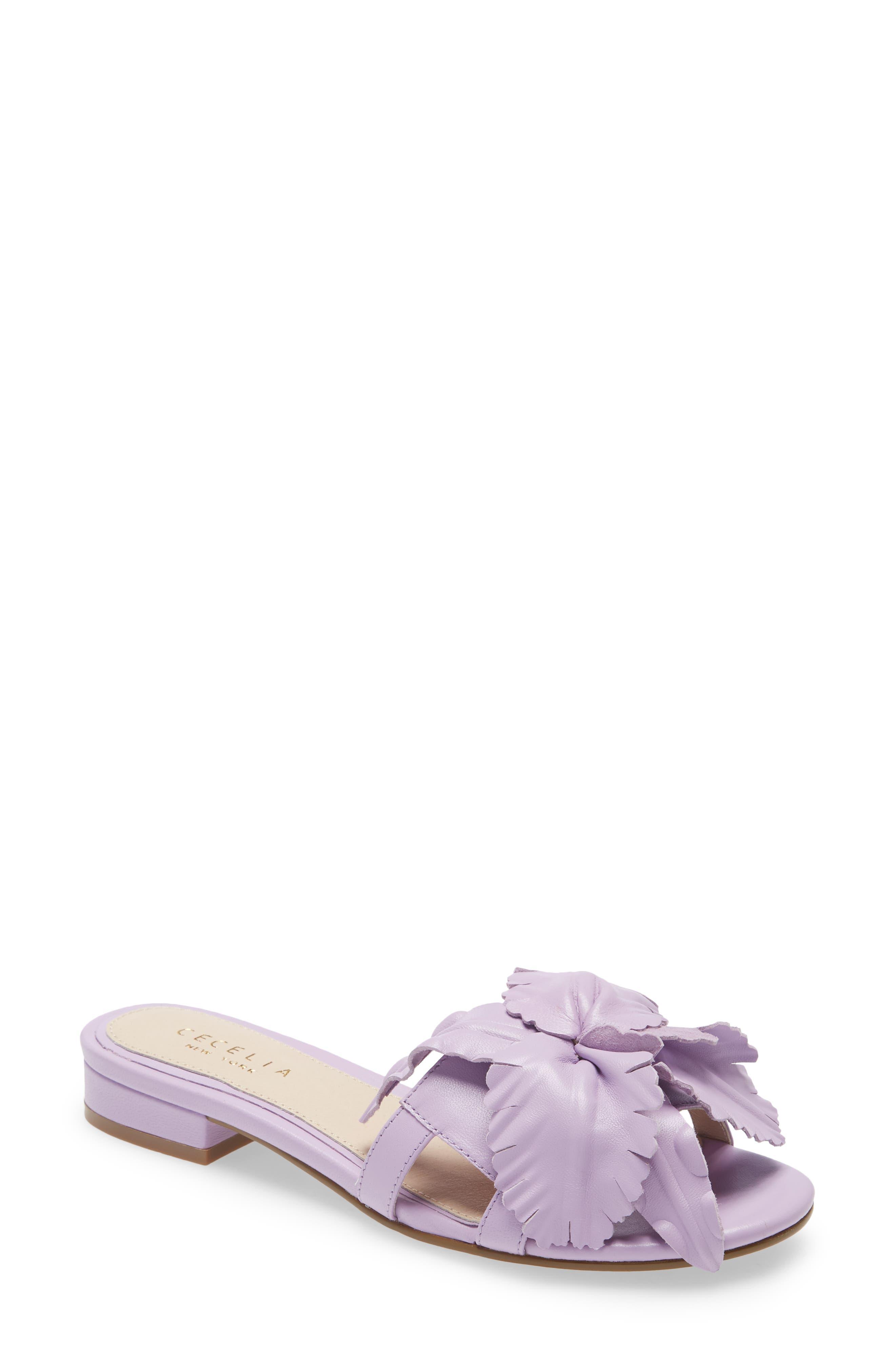 Lila Slide Sandal