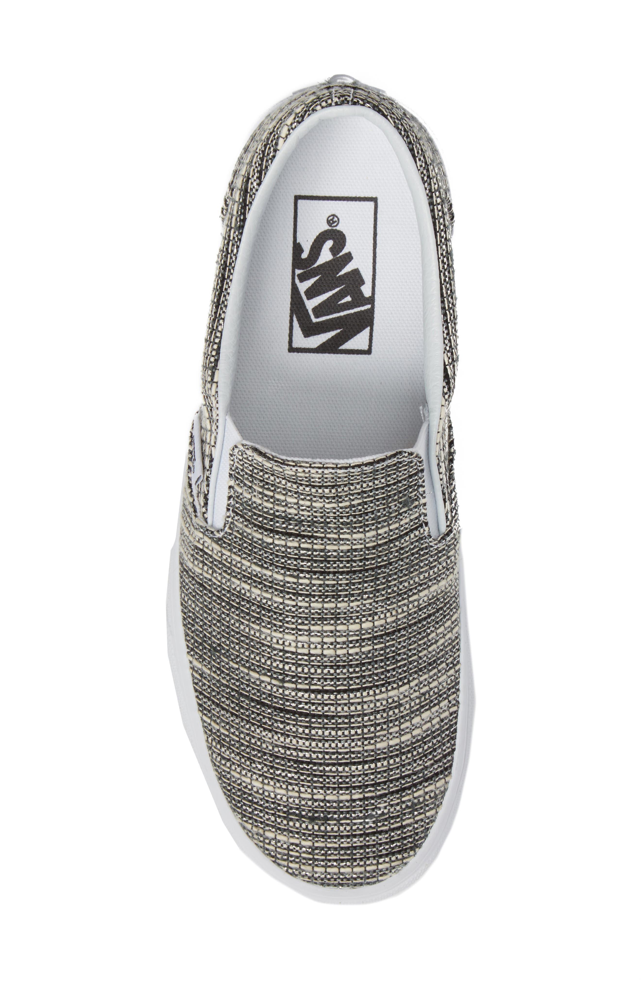 ,                             Classic Slip-On Sneaker,                             Alternate thumbnail 284, color,                             027