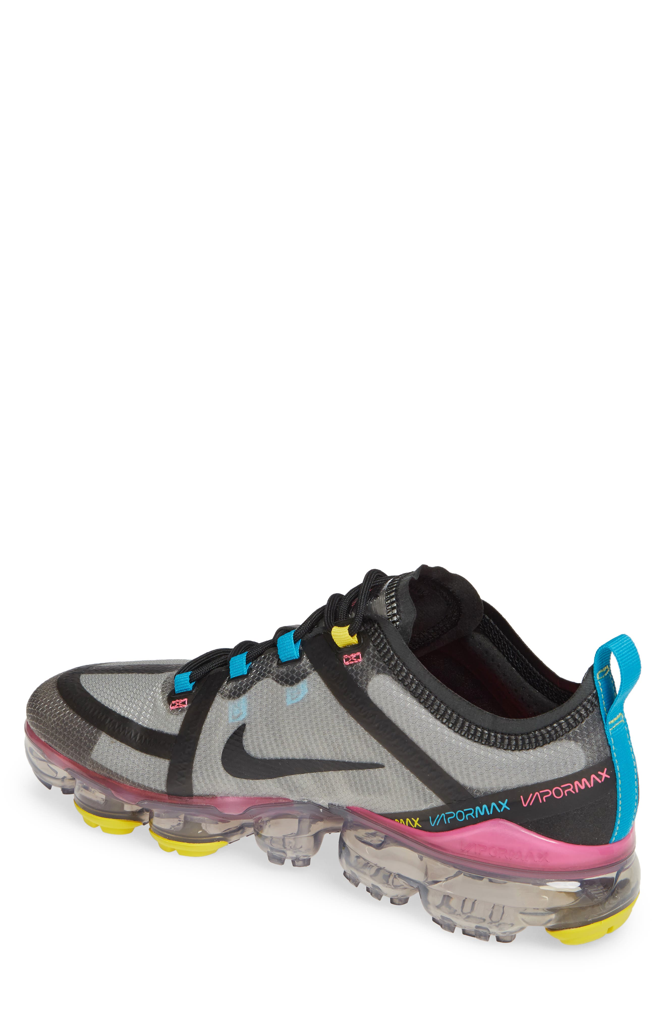 ,                             Air VaporMax 2019 Running Shoe,                             Alternate thumbnail 28, color,                             003