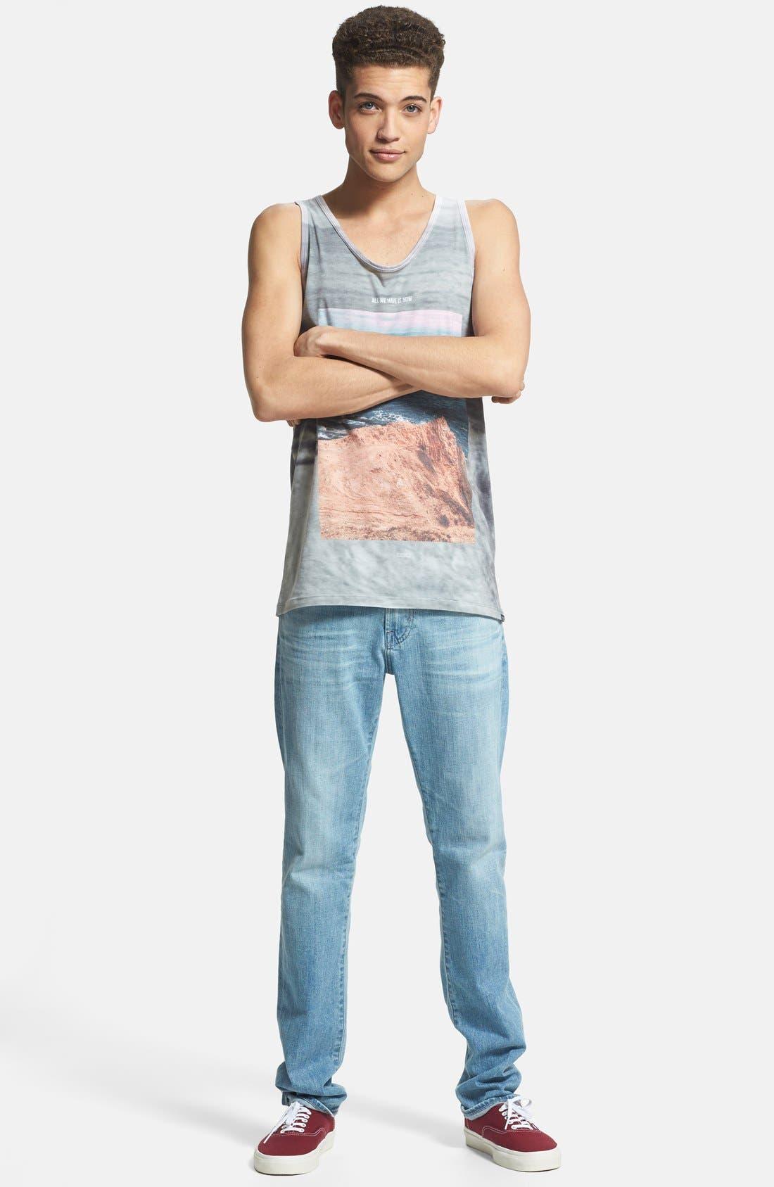 ,                             'Dylan' Slim Skinny Leg Jeans,                             Alternate thumbnail 12, color,                             457