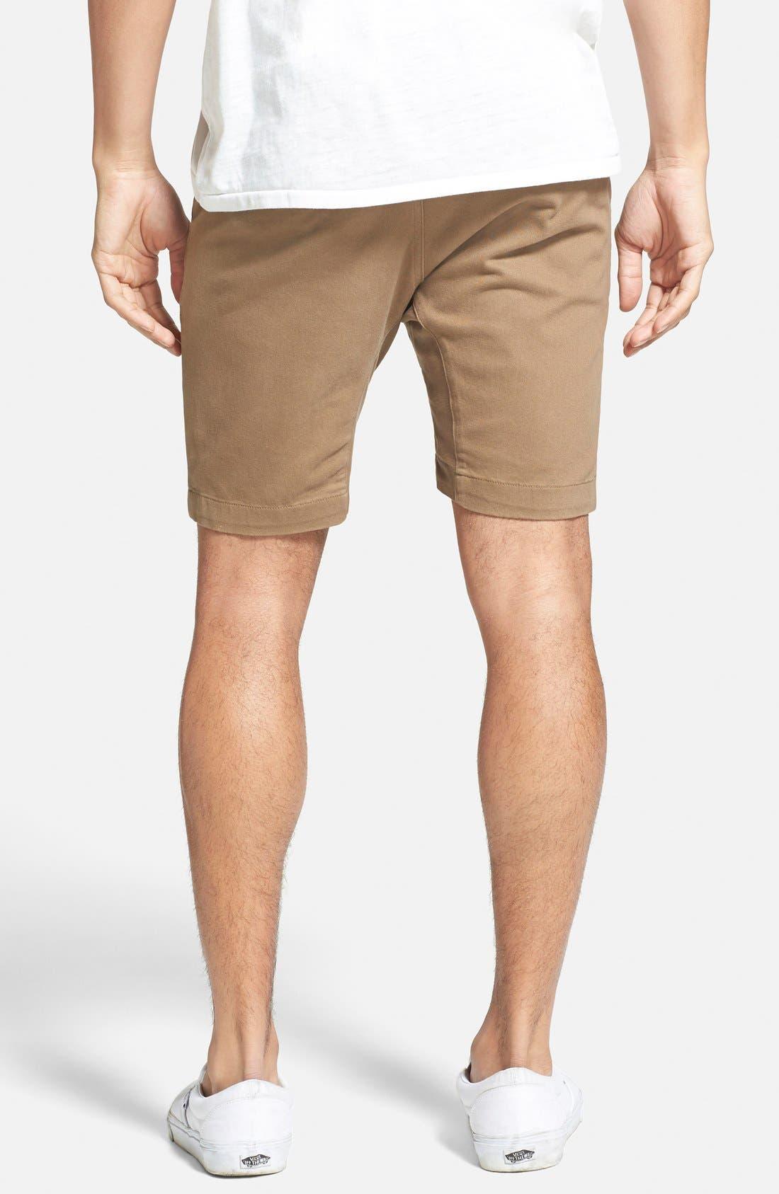 ,                             'Sureshot' Chino Shorts,                             Alternate thumbnail 4, color,                             212