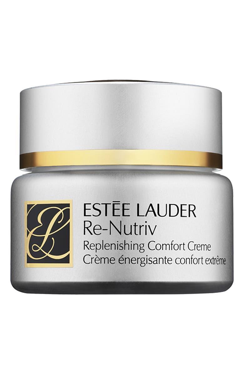 ESTÉE LAUDER Re-Nutriv Replenishing Comfort Crème, Main, color, NO COLOR