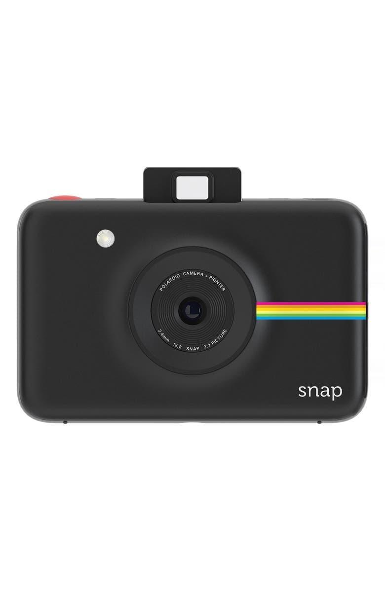 POLAROID 'Snap' Instant Digital Camera, Main, color, 001