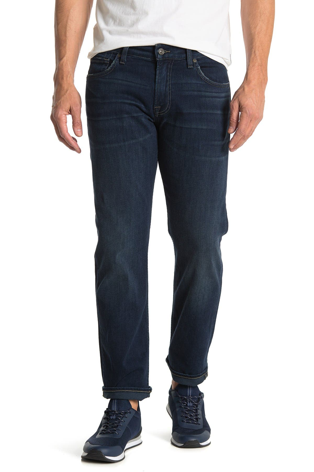 Image of 7 For All Mankind Standard Straight Jeans