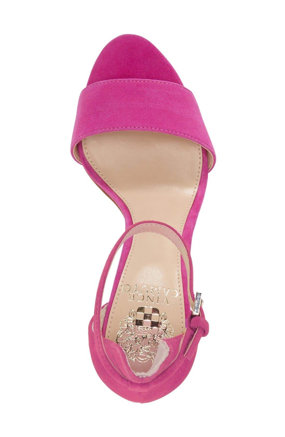 ,                             'Court' Ankle Strap Sandal,                             Alternate thumbnail 98, color,                             661