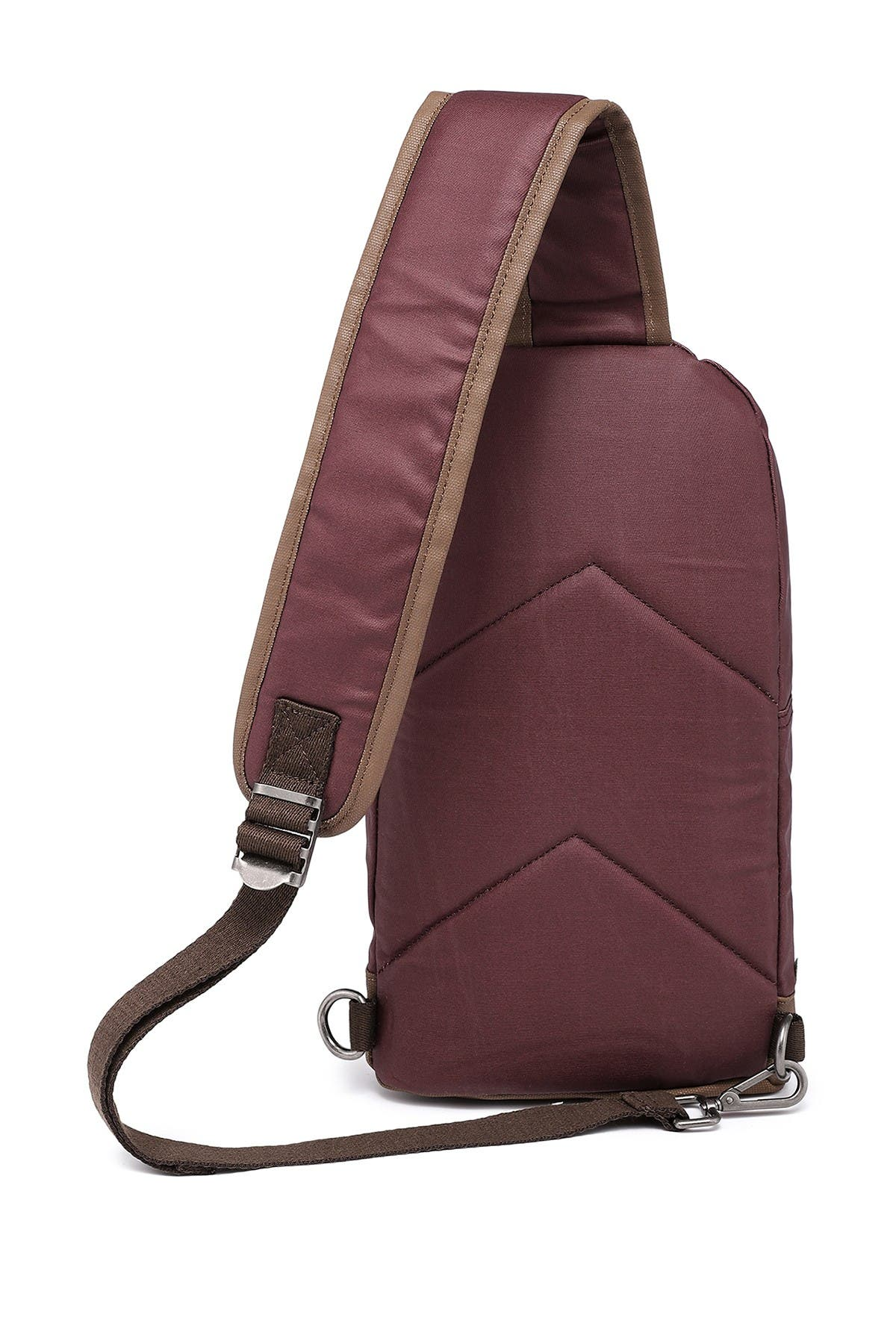 Image of TSD Light Coated Canvas Sling Bag