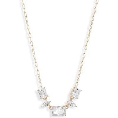 Nadri Rae Small Frontal Necklace