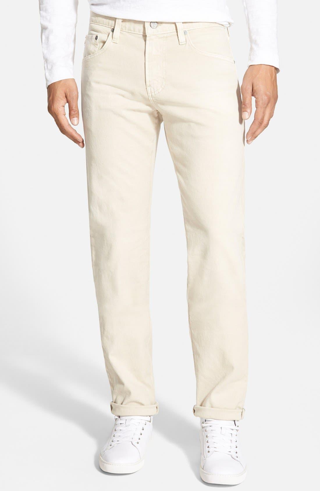 'Nomad' Skinny Fit Jeans, Main, color, 250