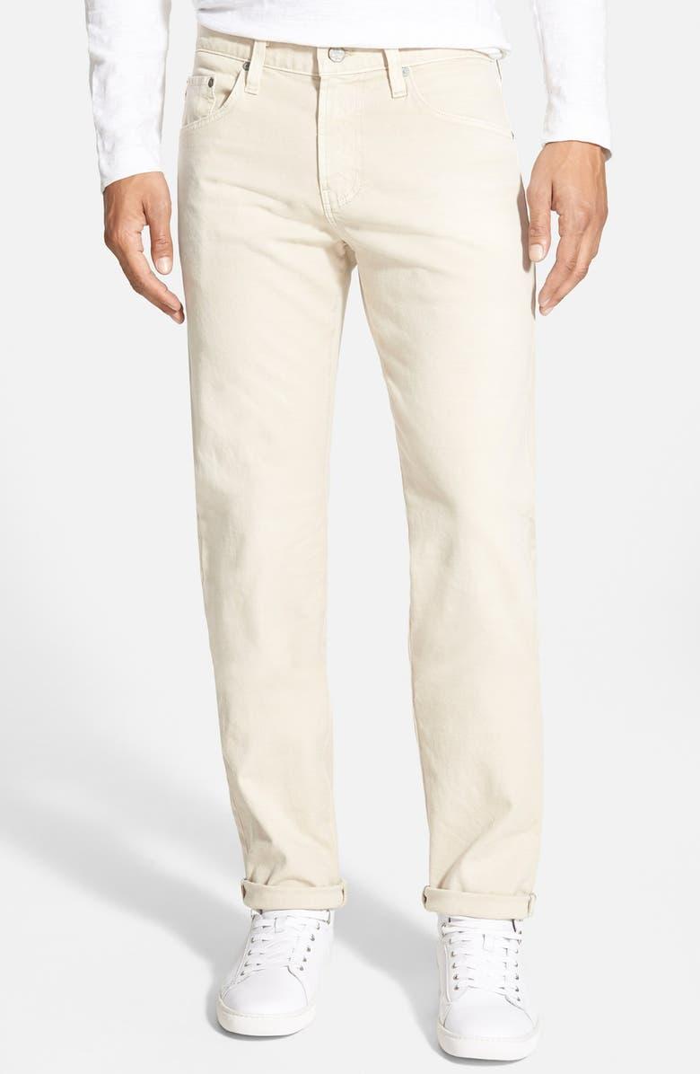 AG 'Nomad' Skinny Fit Jeans, Main, color, 250